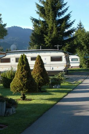 Camping Sternen - Maria's Beizli
