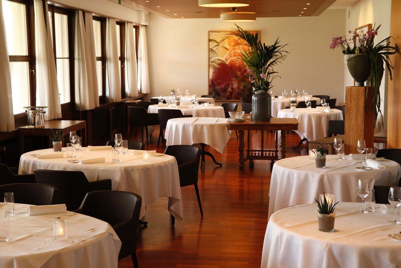 Restaurant Balm in Meggen