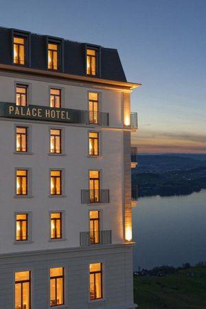 Palace Hotel & Conference, Bürgenstock