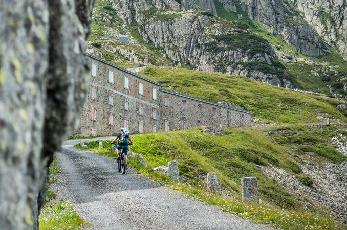 Biketour Urschner-Höhenweg