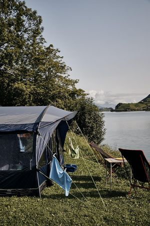 Obsee campsite