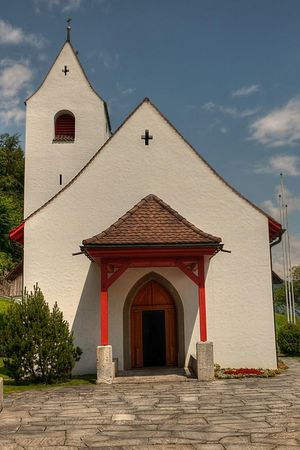 Kapelle St. Jost, Ennetbürgen