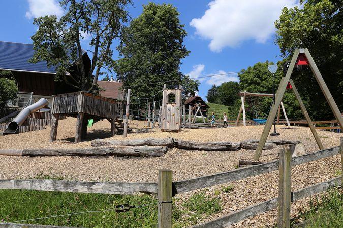 Spielplatz Meggenhorn, Meggen
