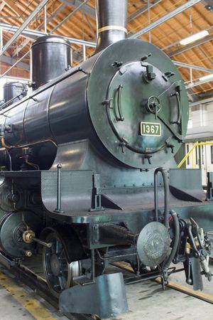 SBB Historic Depot Erstfeld