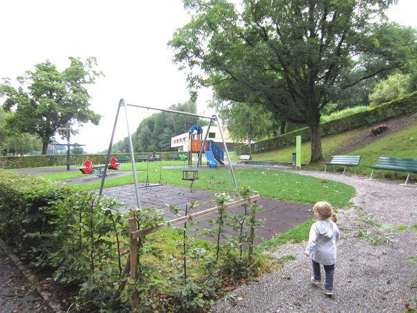 Aire de jeu Rotsee, Lucerne