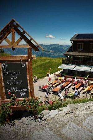 Ausflugs-Ski-Pistenhotel Klewenstock, Klewenalp
