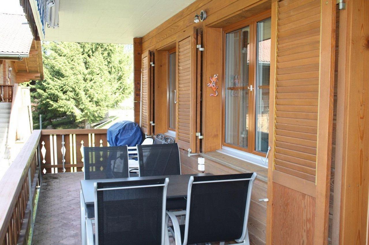 Ferienwohnung Wettstein / easy-home (Wettstein)