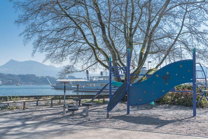 Aire de jeu Inseli, Lucerne