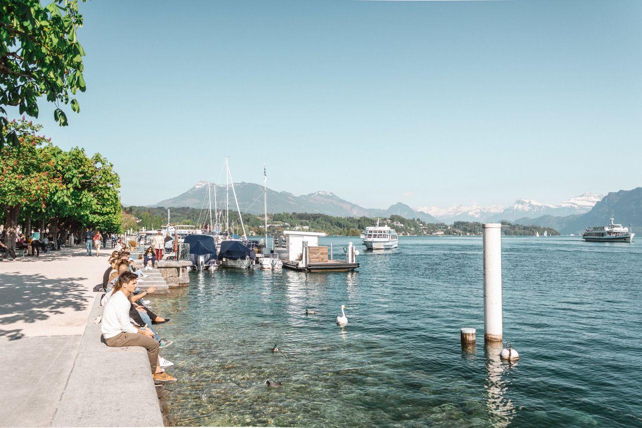 8 raisons de visiter Lucerne en été