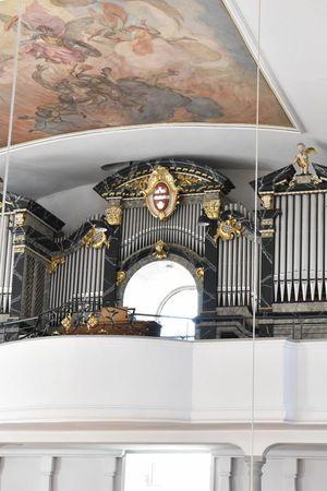 Goll organ Beckenried