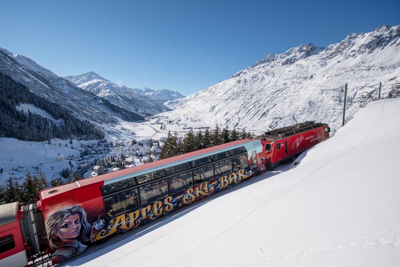 Après-Ski Train