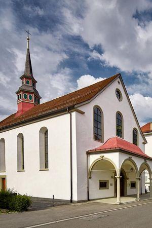 Heilig-Blut Kapelle Willisau