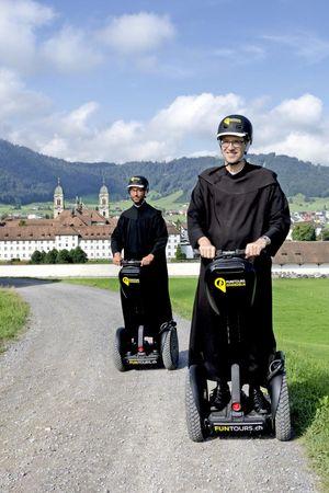 Segway-Touren in Einsiedeln