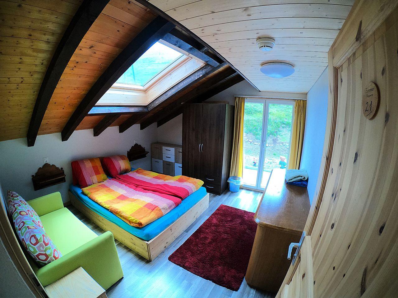 Ausflugs-Ski-Pistenhotel Klewenstock