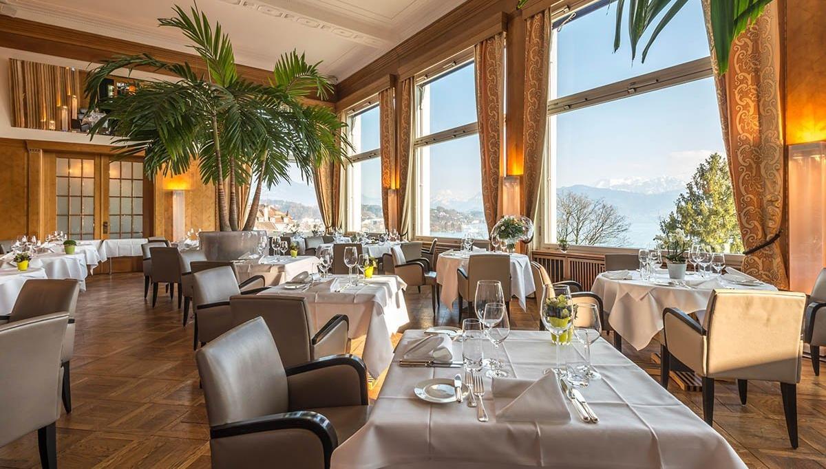 Scala Restaurant | Luzern.com