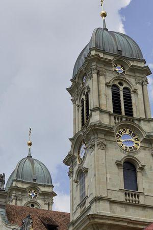 Monkstrail - Schnitzeljagd durchs Kloster Einsiedeln