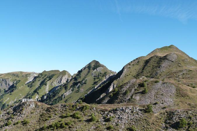 Obwaldner Höhenweg: Etappe 5