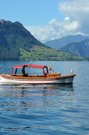 Quatagis Excursion Boat