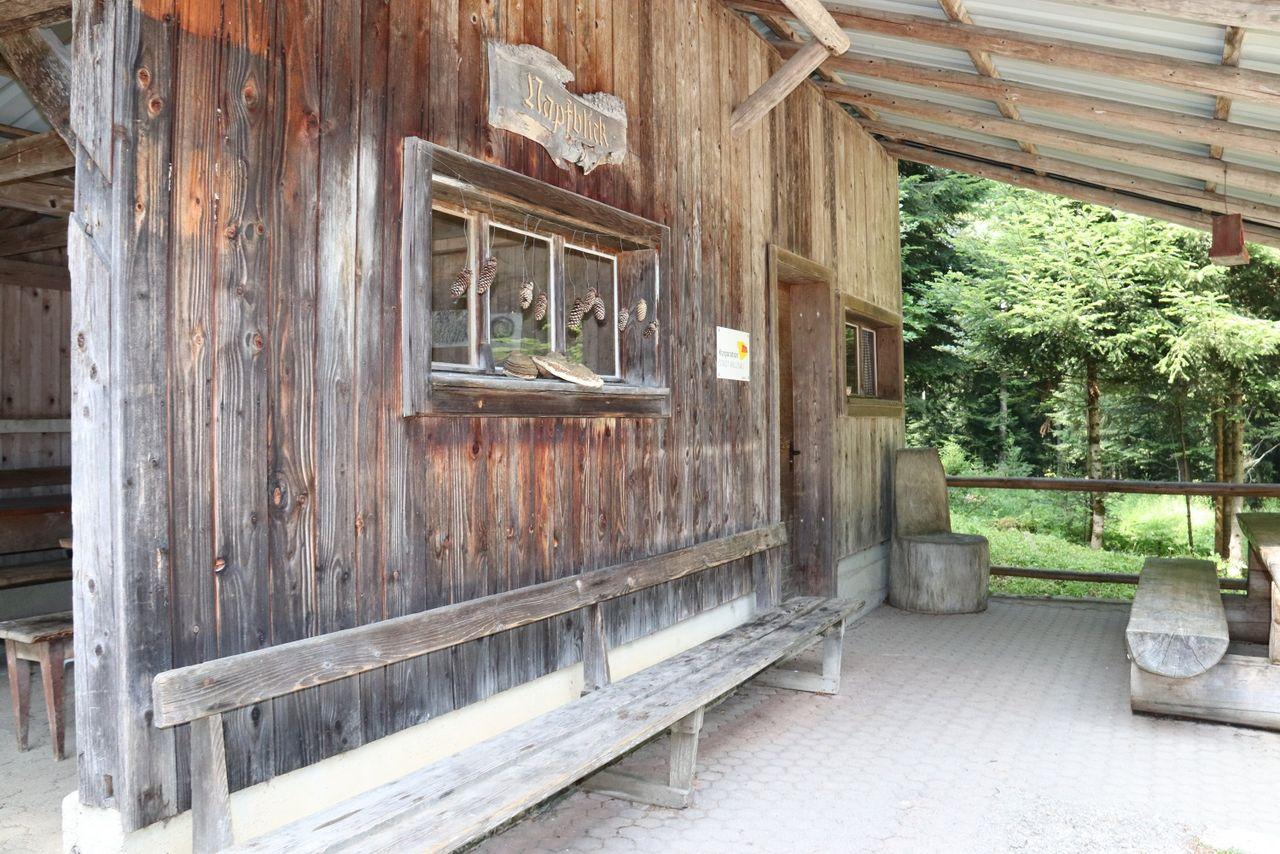 Feuerstelle Napfblick Hergiswil
