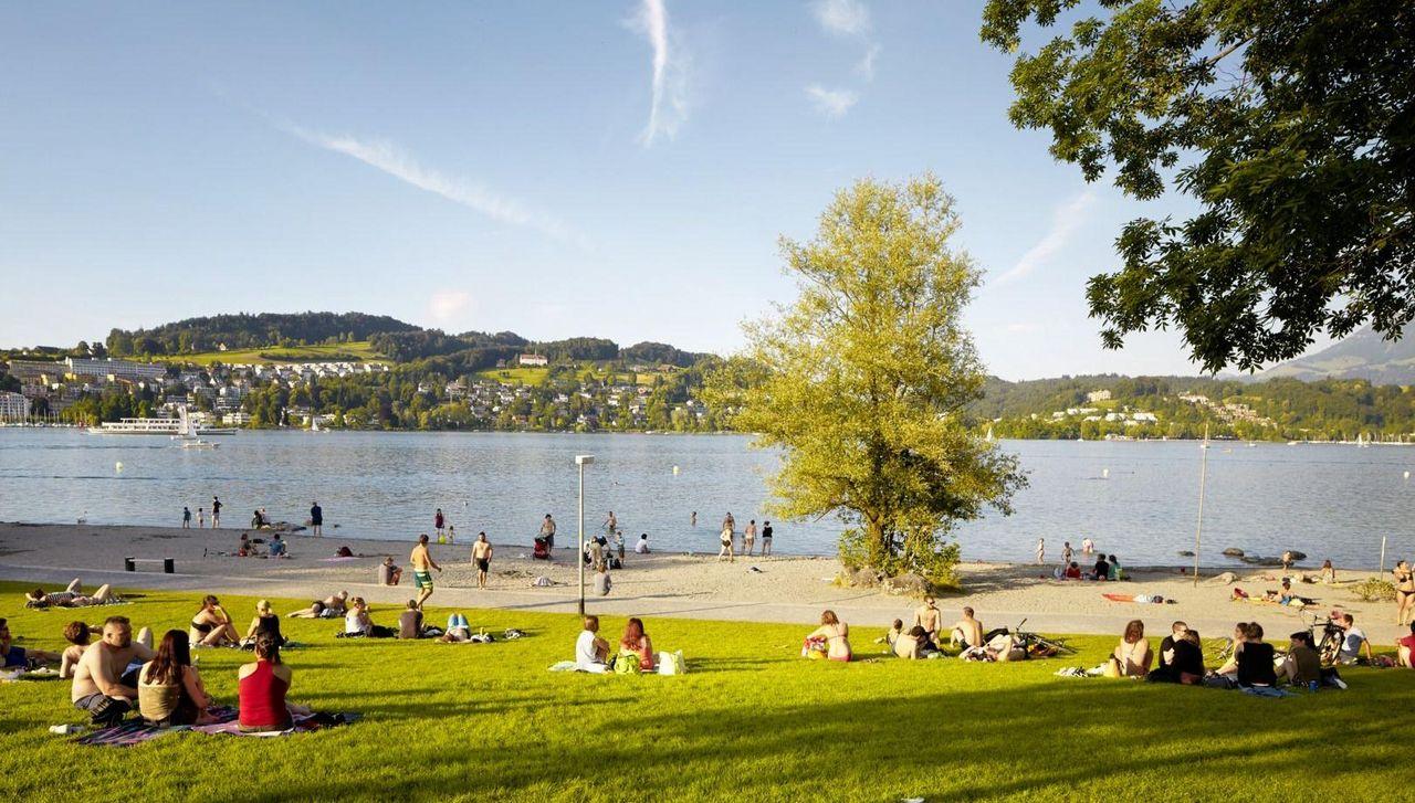 Ufschötti Luzern