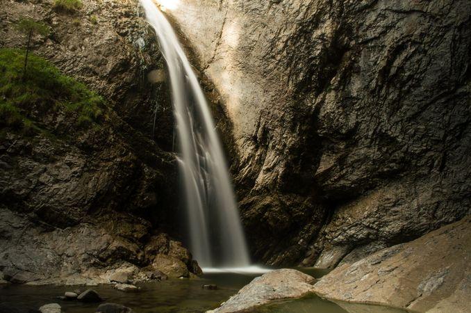 Flühli - Chessiloch Waterfall
