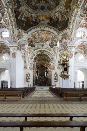 Klosterkirche Einsiedeln