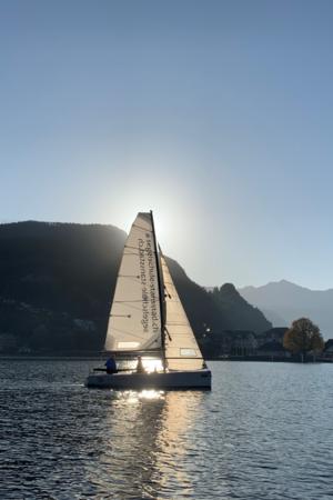 Sailing - sailing school Stansstad