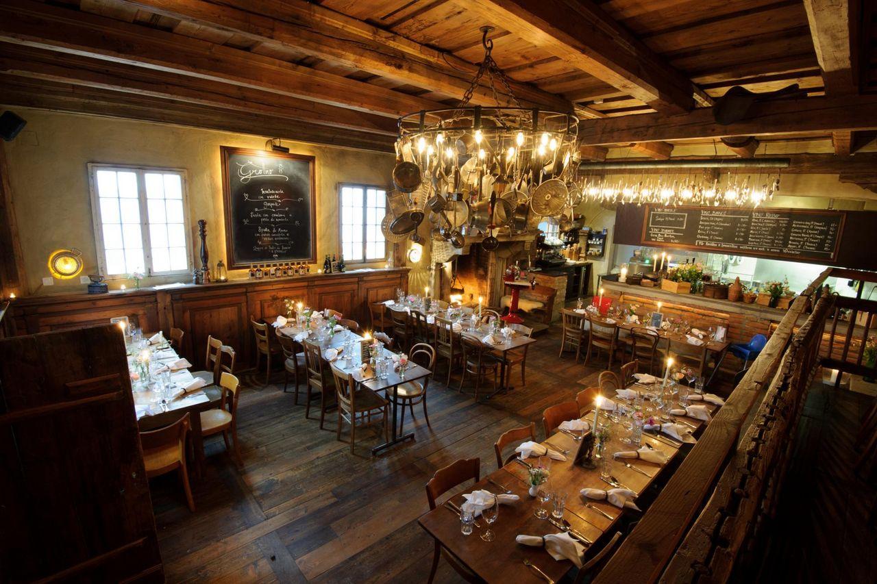 Restaurant Grottino 1313