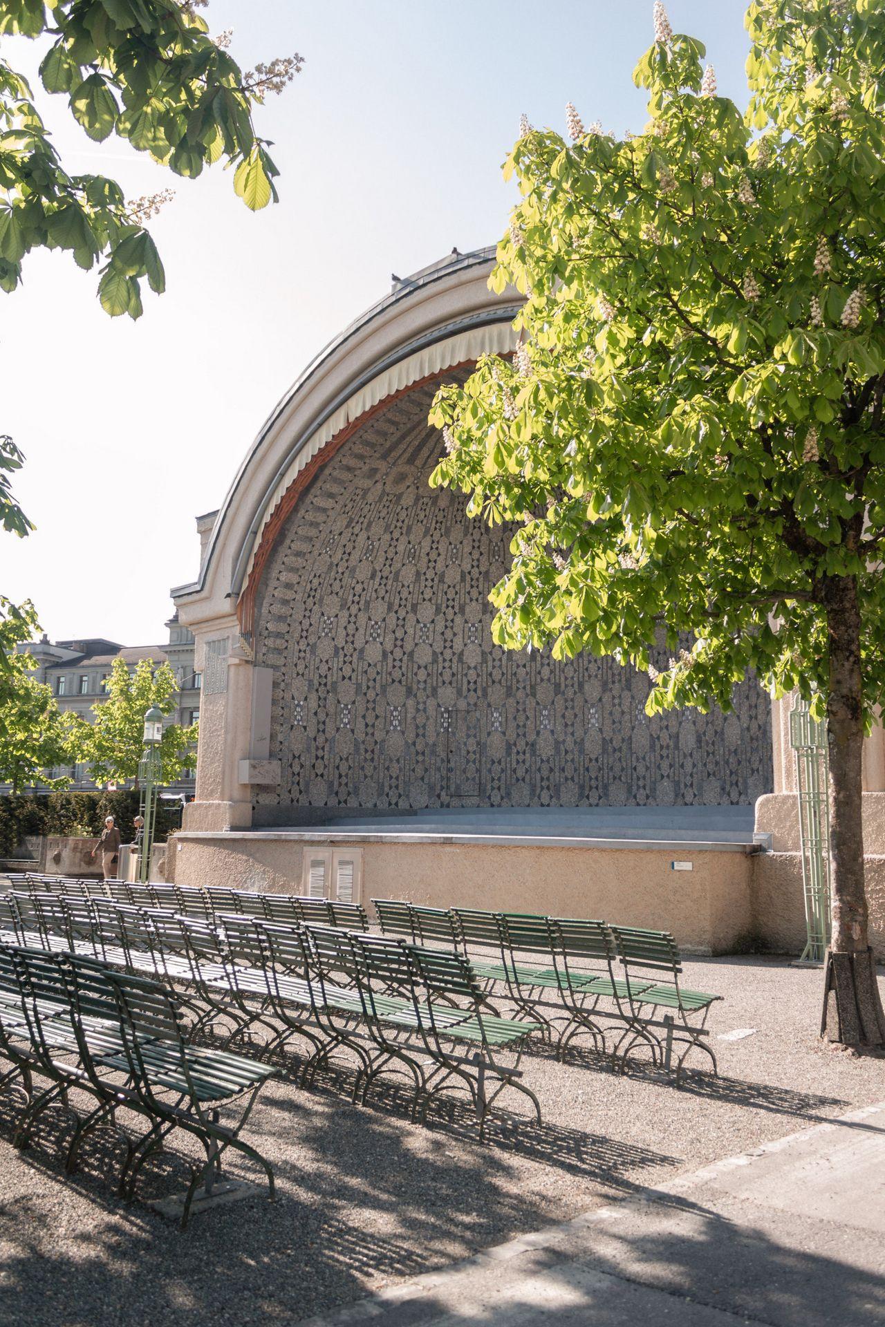 Pavillon de musique Lucerne