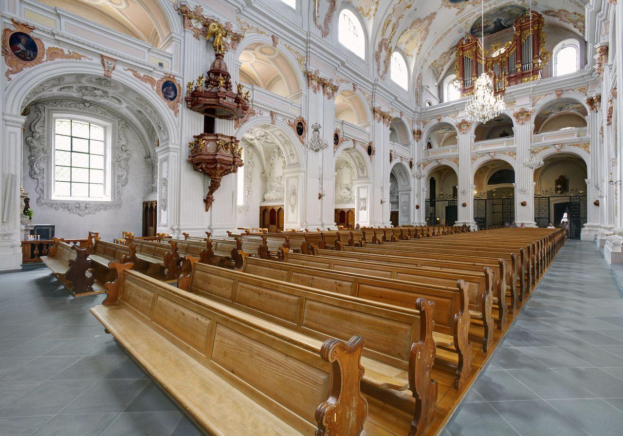 Organ recital at Jesuit Church