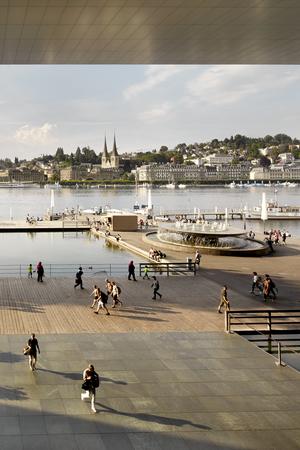 Kultur- und Kongresszentrum Luzern entdecken