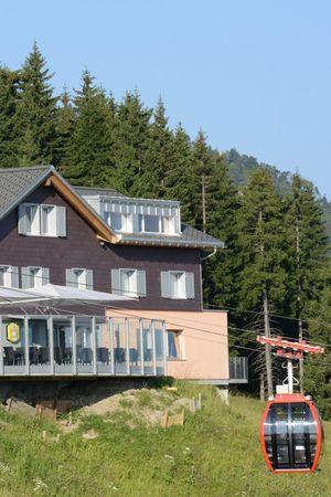 Berggasthaus Gummenalp, Wiesenberg