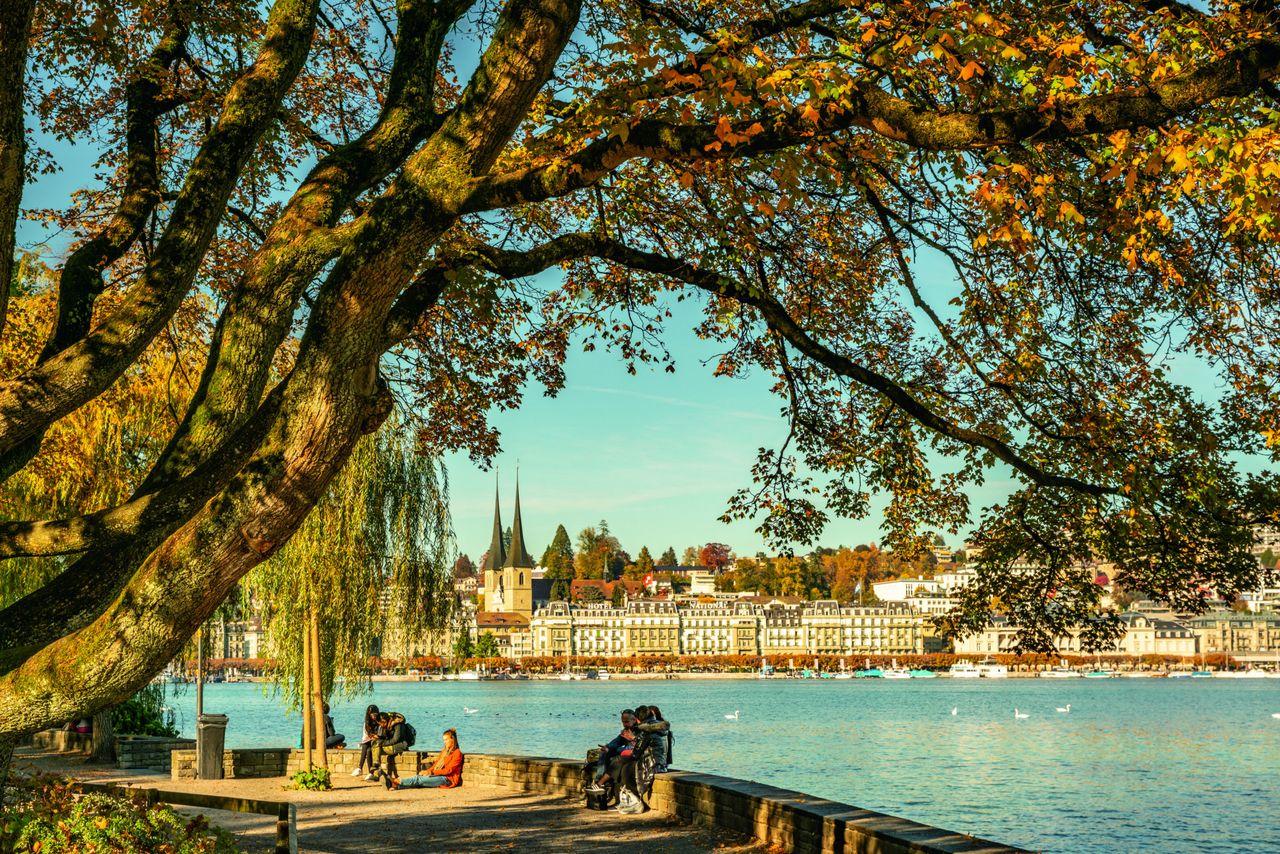 Autumn in Lucerne