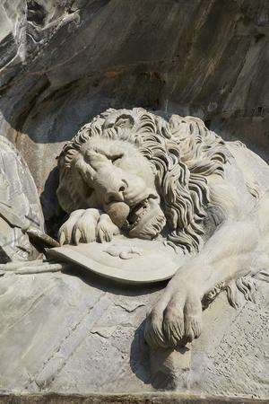 Le Monument du Lion