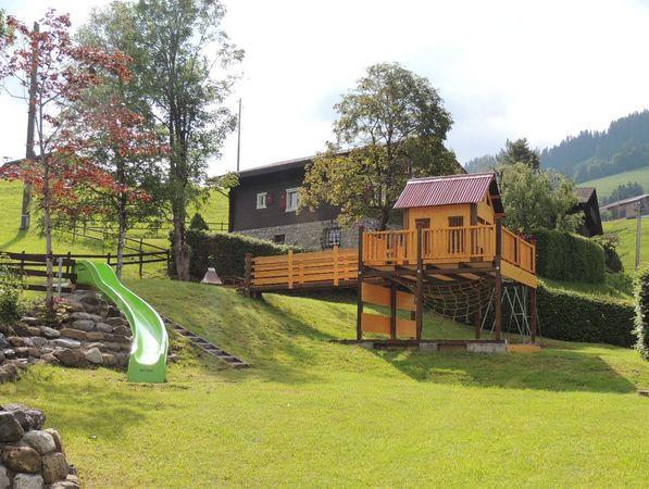 Spielplatz Verkehrsverein Oberiberg