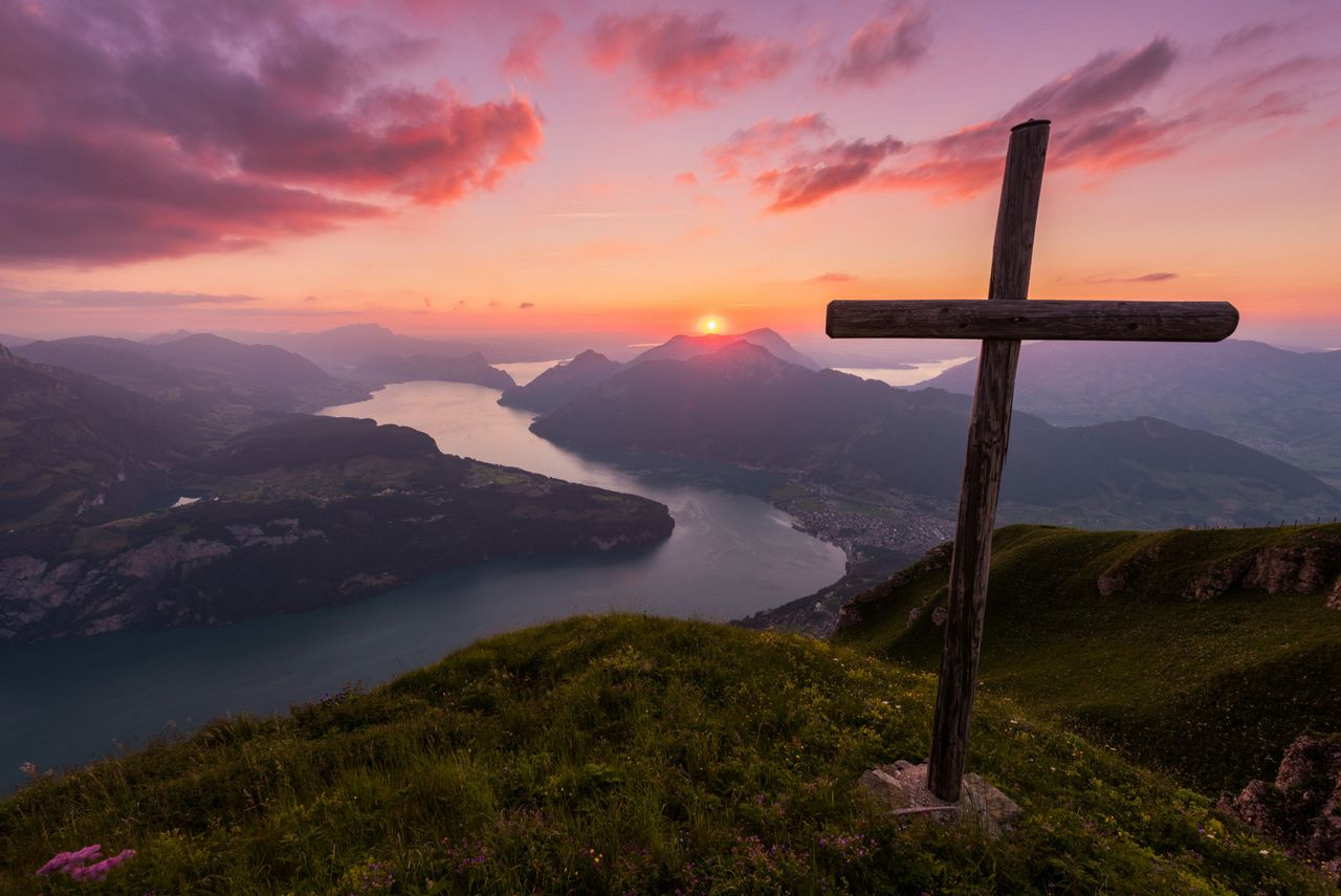 Top 5 sunset locations on Lake Lucerne