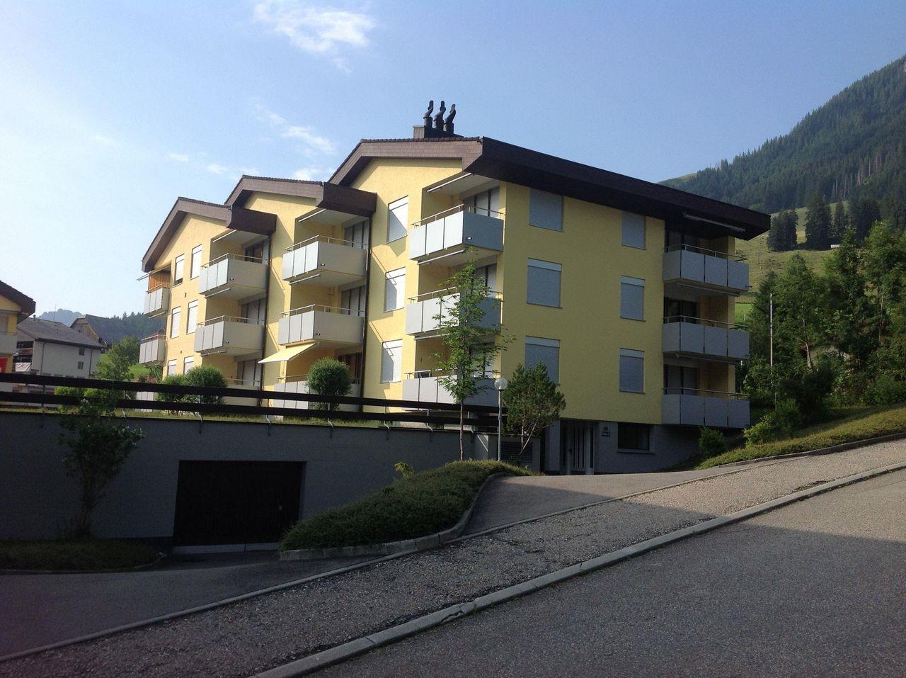Ferienwohnung Rothorn-Center C / Fam. Glinz