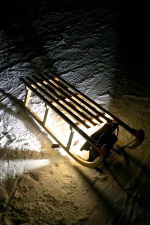 Nachtschlitteln - Brunni-Alpthal