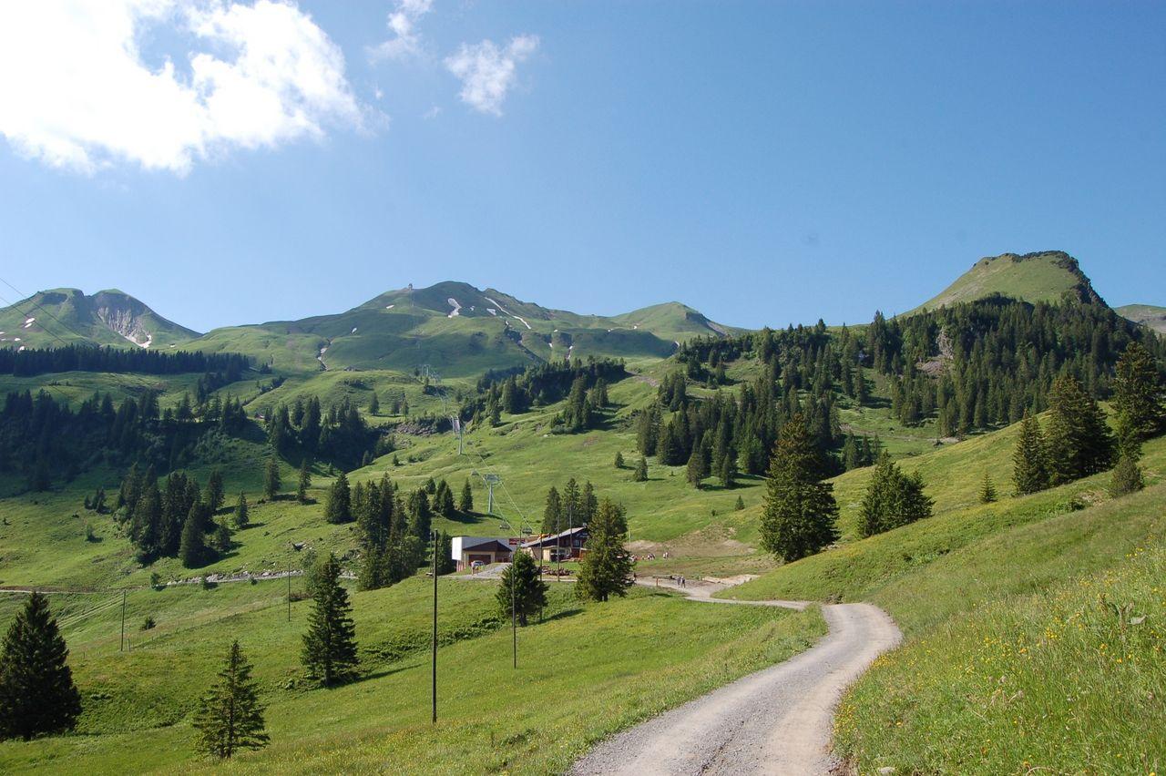 Stoos - Lidernenhütte SAC - Riemenstalden