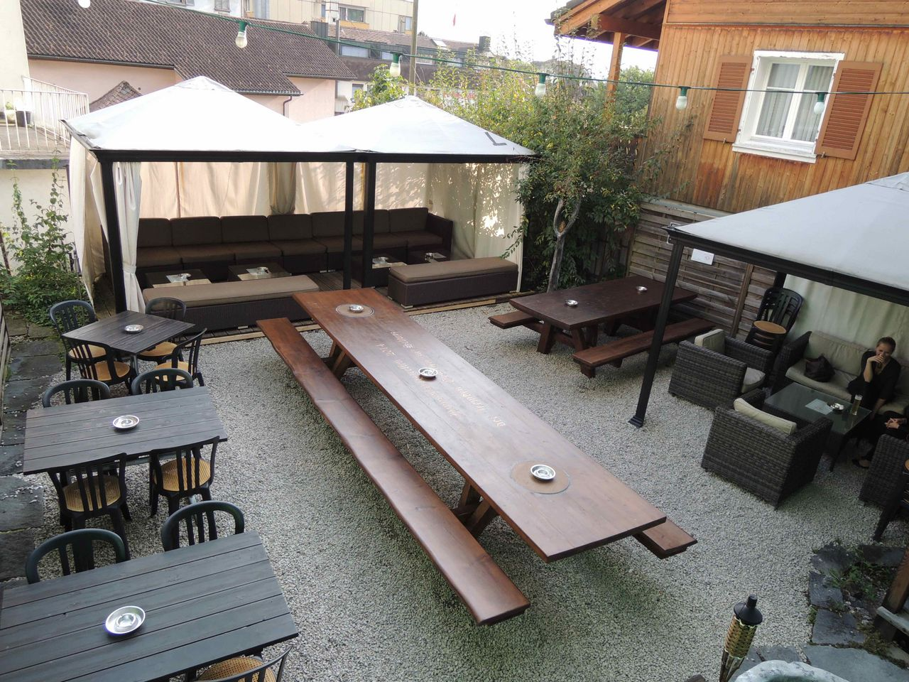 Hirschen backpacker-hotel & pub - Schwyz