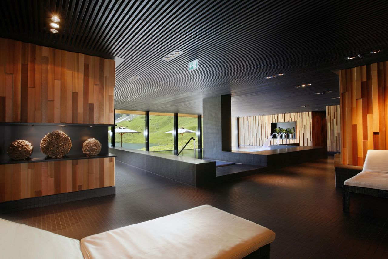 Hotel frutt Lodge & Spa - Wellness