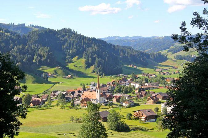 Wiggen - Wachthubel - Marbach