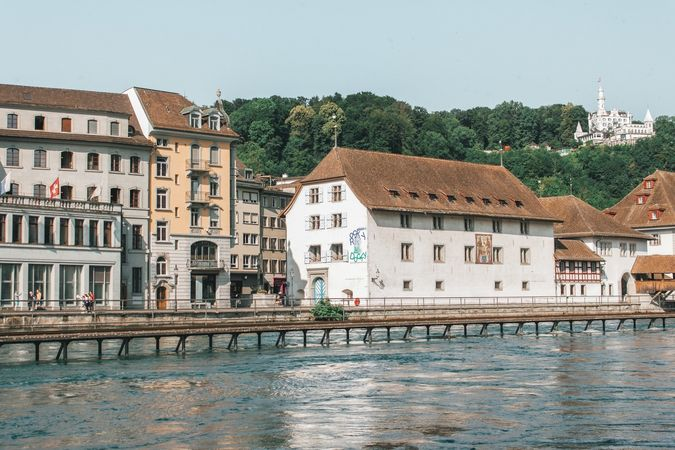 Sightseeing Tour Lucerne
