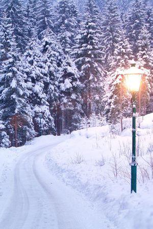 Sattel: Laternenweg
