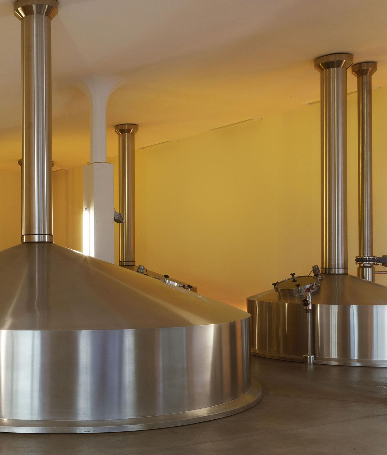 Brauereibesichtigung Eichhof