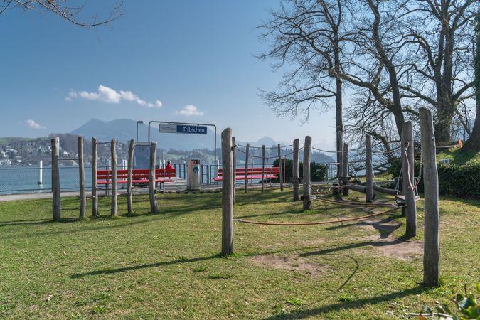 "Aire de jeu ""Richard-Wagner-Museum"", Lucerne"