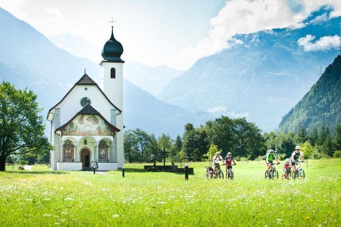 Talboden Bike - 402 SchweizMobil