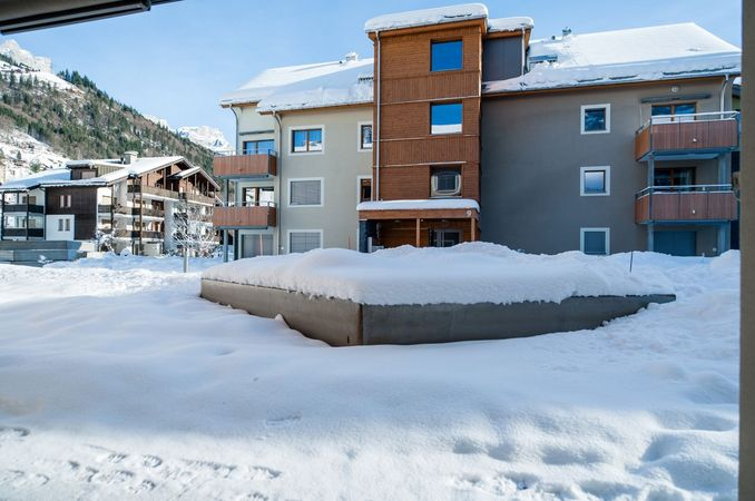 4-Pers.-Appartement (48 - 58 m²), OV, Titlis Resort