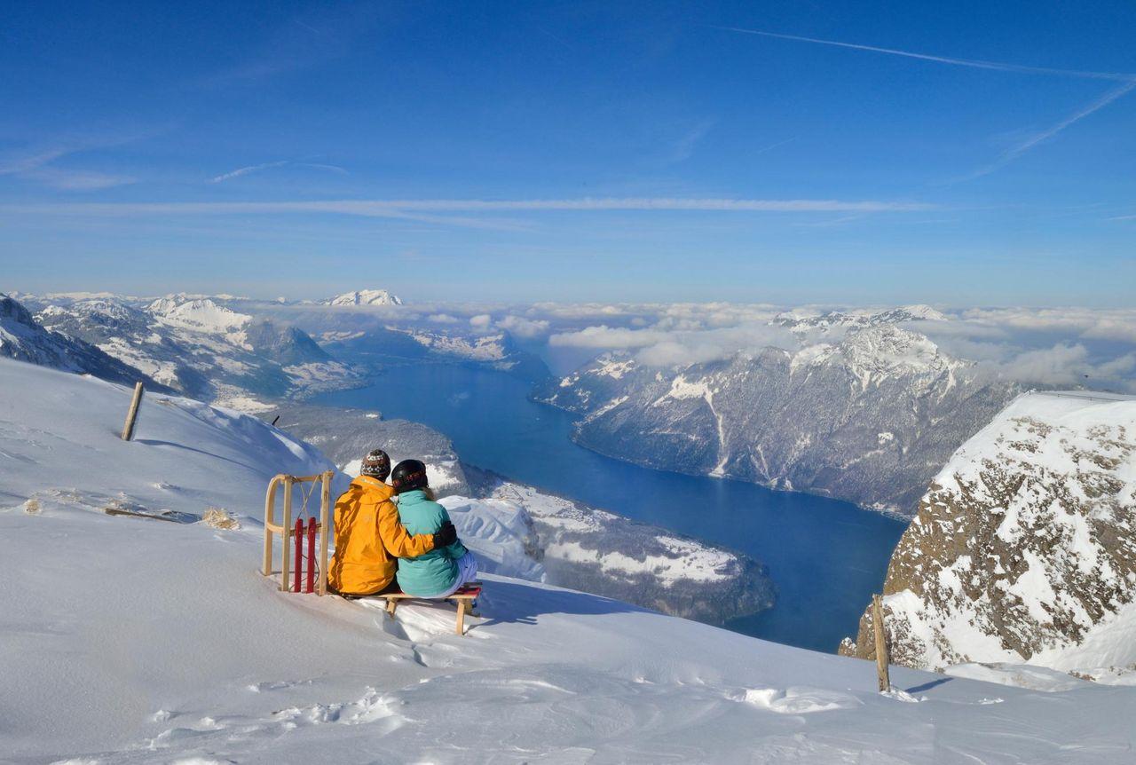 Winter sports resort Stoos