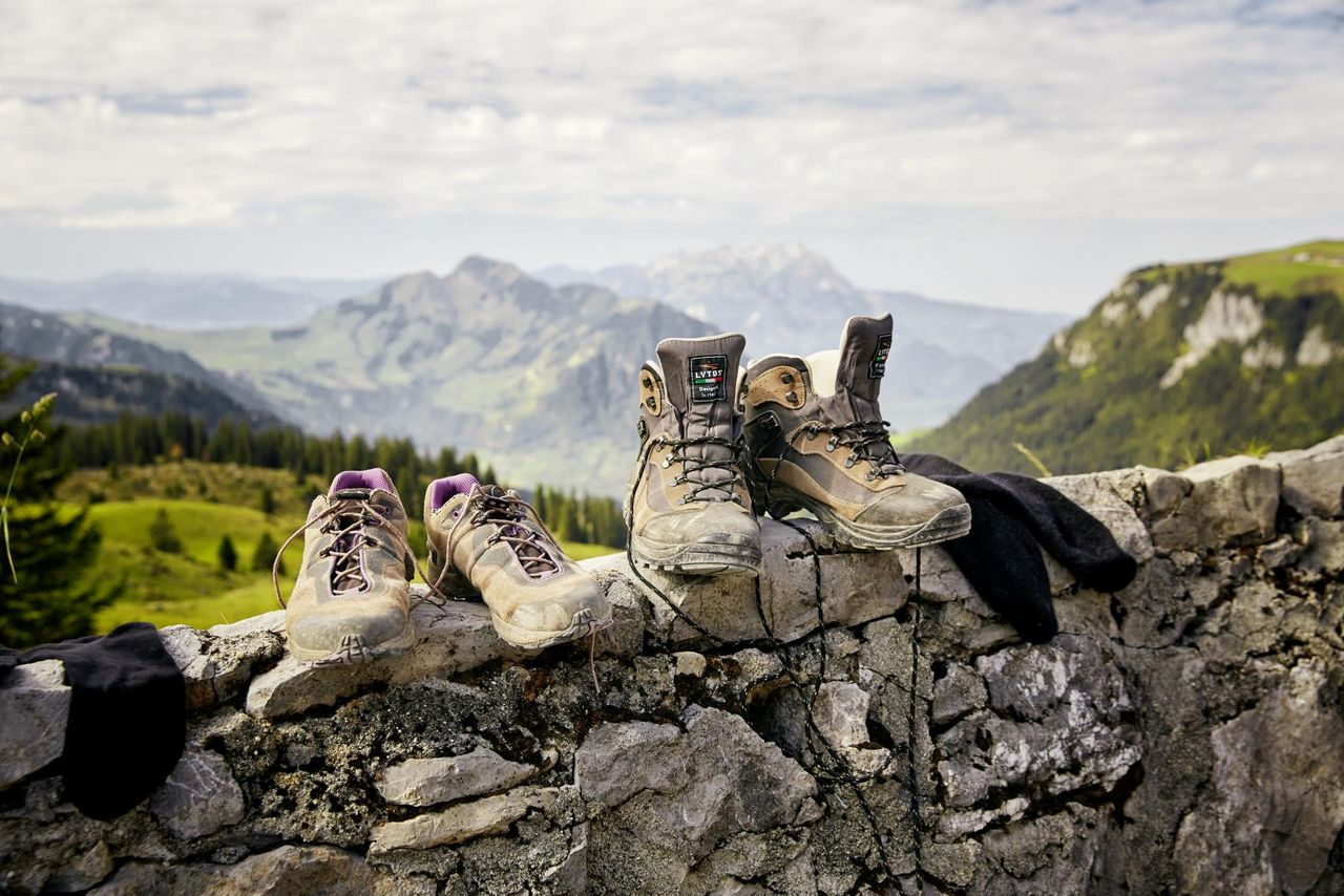 Multi-day hikes